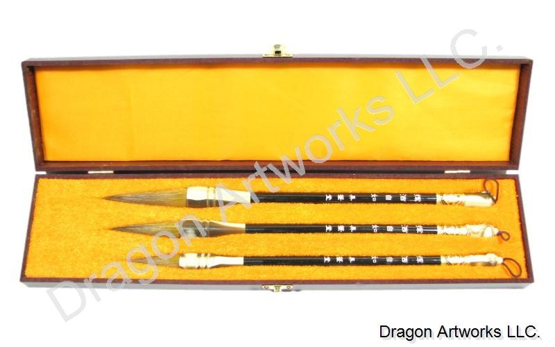 Artist Grade Chinese Calligraphy Brush Set