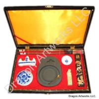 Premium Large Chinese Calligraphy Set