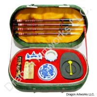 Deluxe Medium Chinese Calligraphy Set